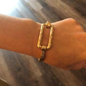 Jewelry - NWT bracelets in gold